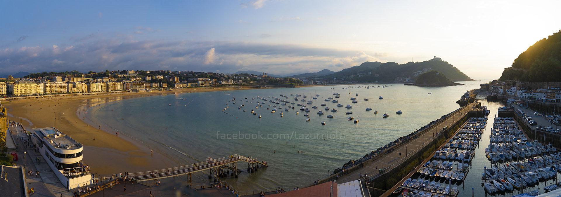 Bahía de la Concha - Puerto