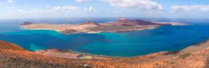 Lanzarote - Isla de la La graciosa