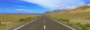 Lanzarote Carretera a Famara - Fotogenix